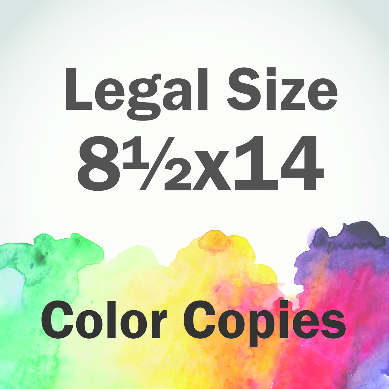 color copies legal size