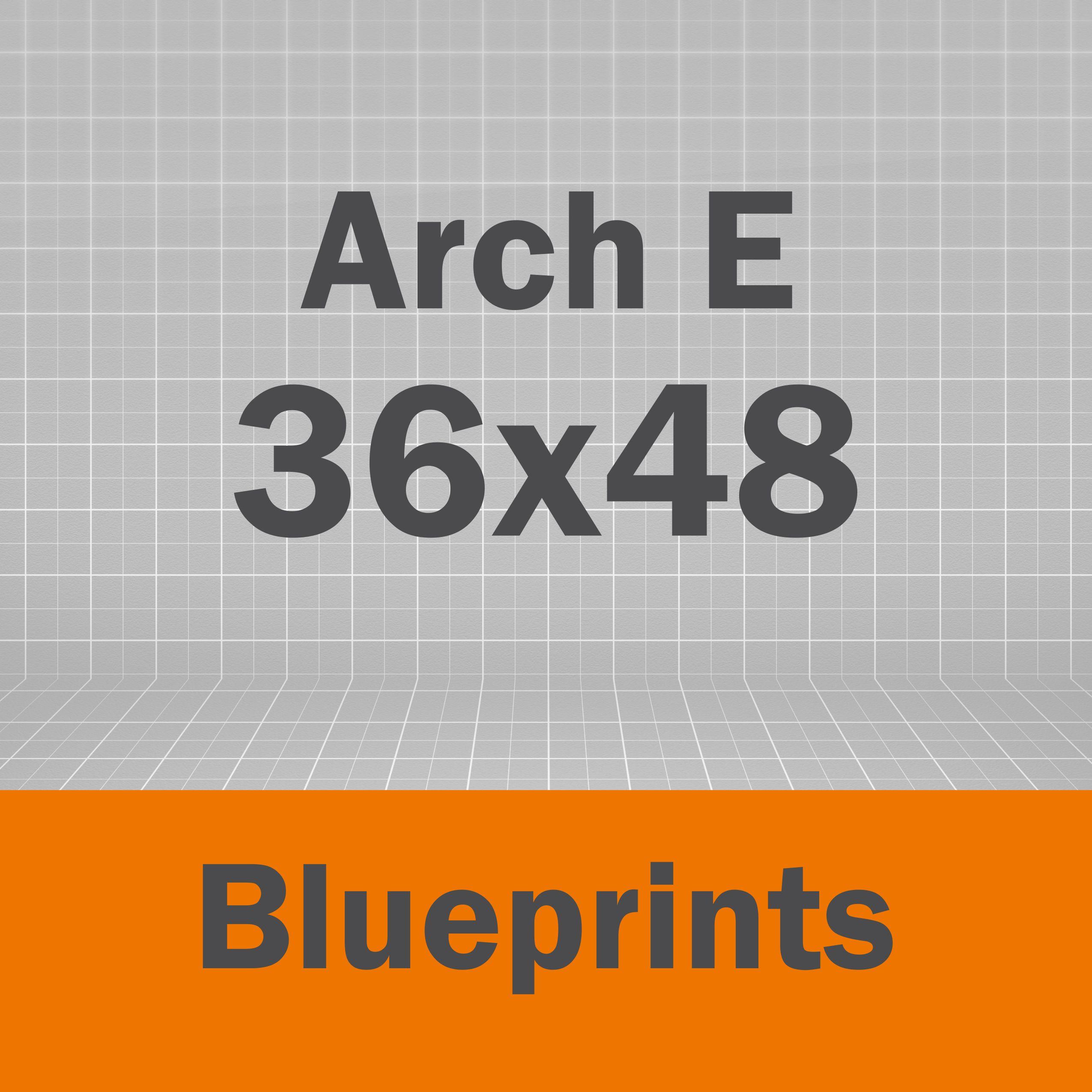 blueprints arch e product image