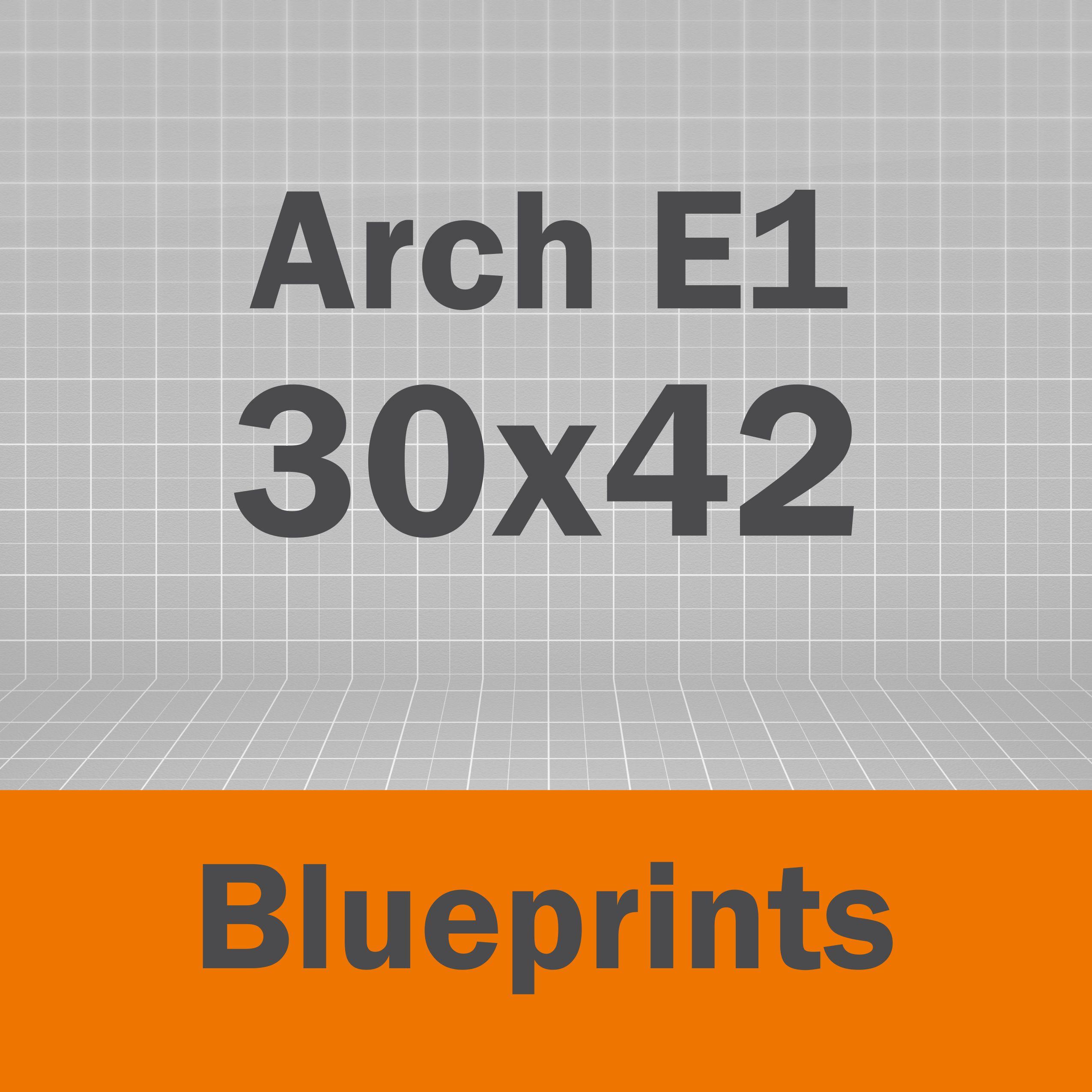 blueprints arch e1 product image